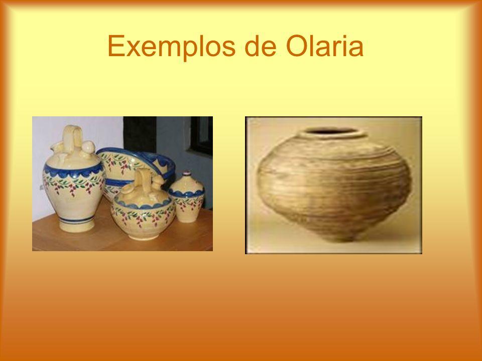 Exemplos de Olaria