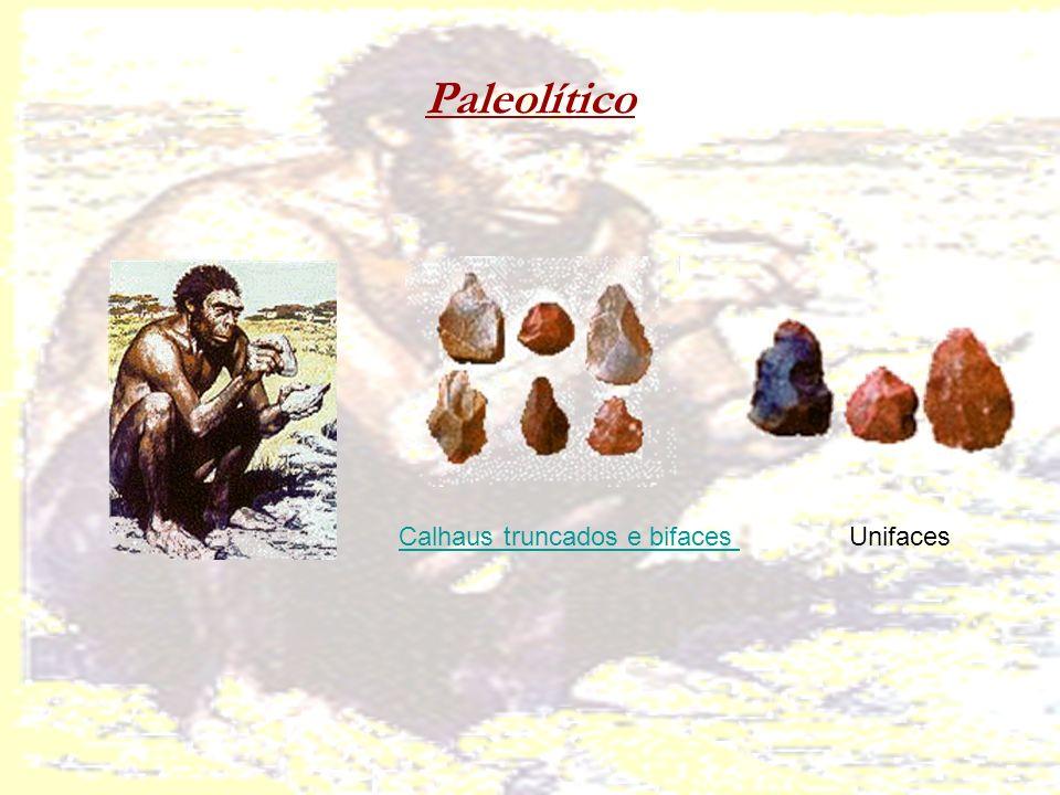 Neolítico Lâminas Mó manual