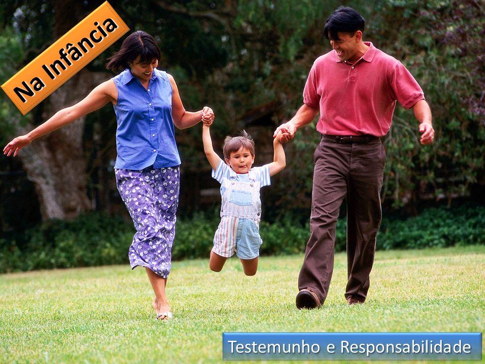 Na Infância Testemunho e Responsabilidade