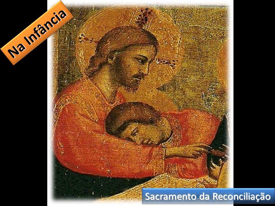 Na Infância Sacramento da Reconciliação