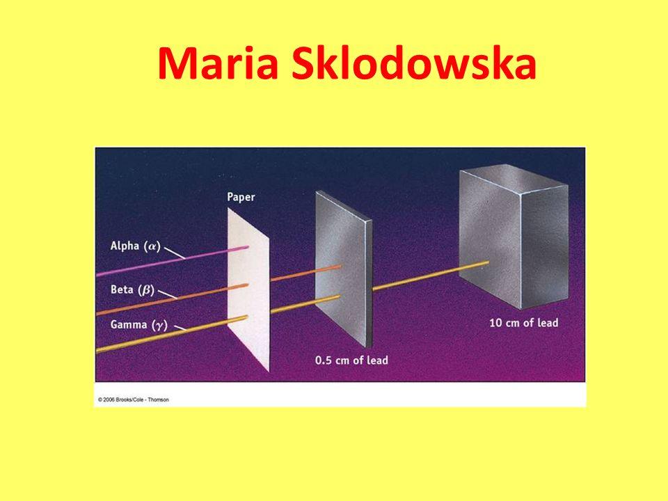 Nesse mesmo ano, em Setembro, a Academia de Ciências de Estocolmo, em atenção aos trabalhos da grande cientista, realizados depois da morte do marido, concede-lhe o Grande Prémio Nobel da Química