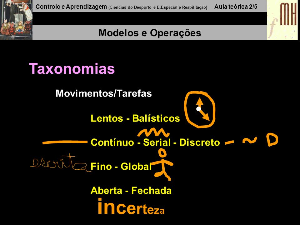 Click to edit Master title style Click to edit Master text styles –Second level Third level –Fourth level »Fifth level 4 Controlo e Aprendizagem (Ciên