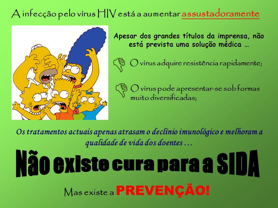 Melhores condições de vida e a existência de medicamentos, permitiram a regressão de um elevado número de doenças infecciosas. Mas as DST, como a SIDA