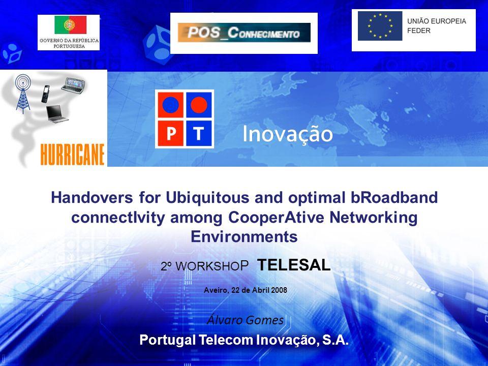 Portugal Telecom Inovação, S.A.