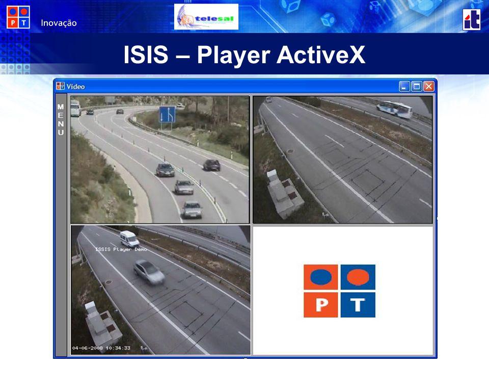 ISIS – Player ActiveX