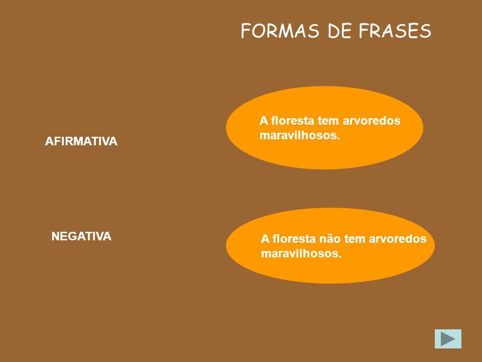 TIPOS DE FRASES Interrogativa Exclamativa Imperativa Declarativa Permite fazer perguntas. ? !. ! Exprime admiração, sentimentos e emoções.. Permite da