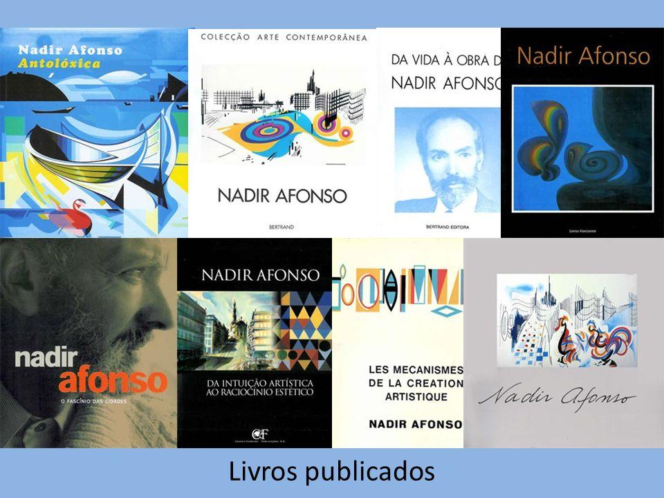 Livros publicados