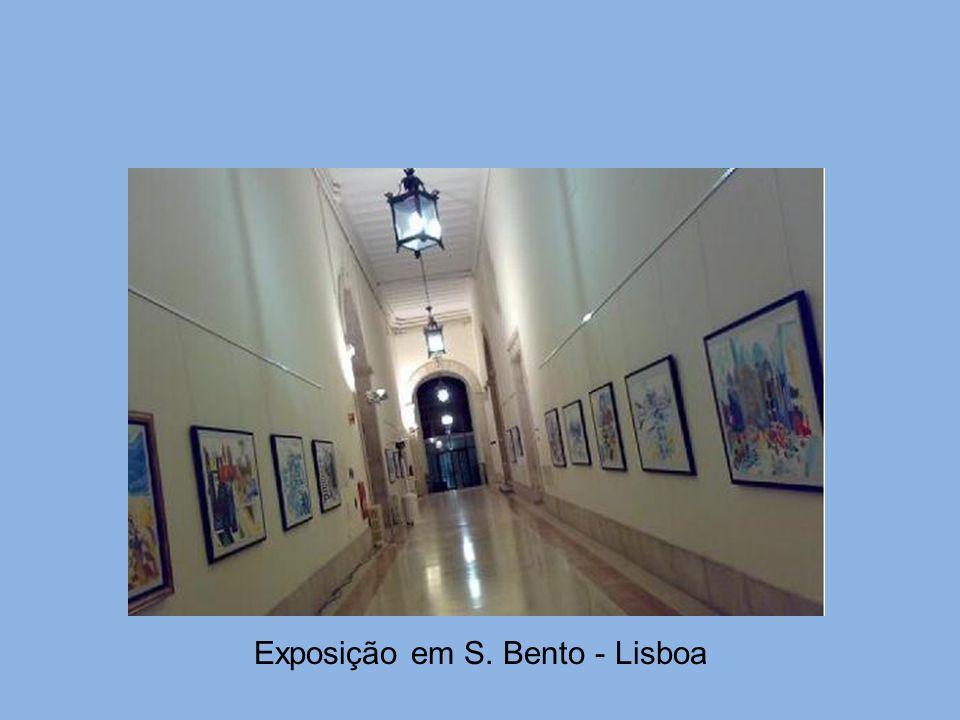 Exposição em S. Bento - Lisboa