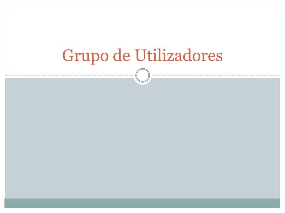 Grupo de Utilizadores