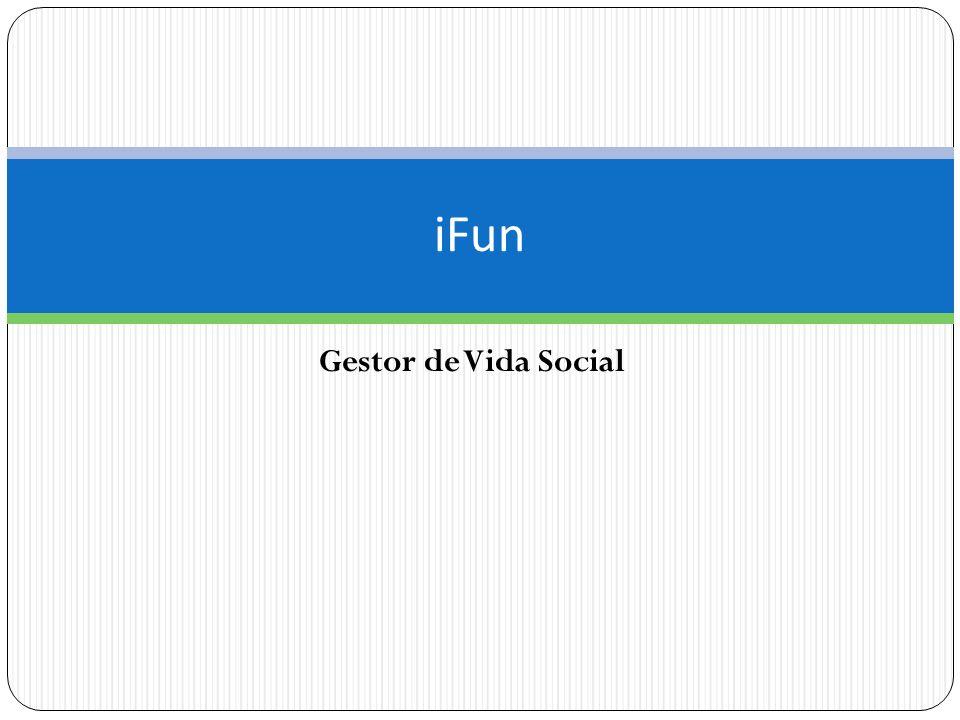 Gestor de Vida Social iFun