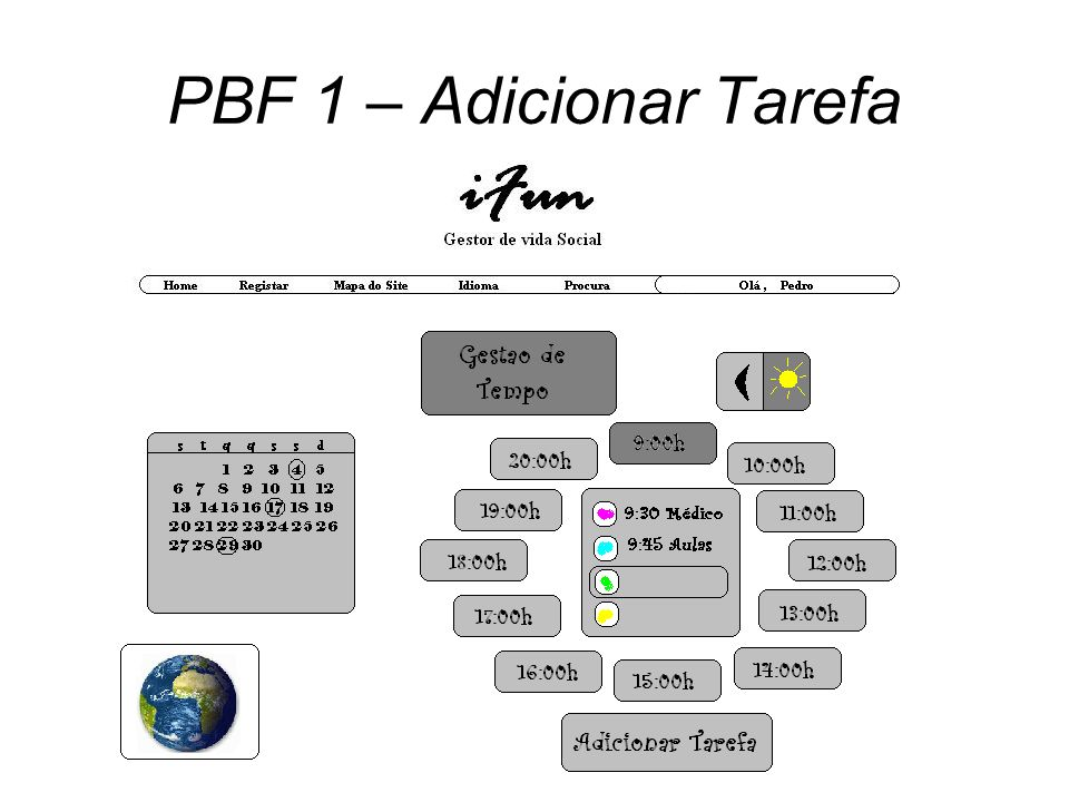 PBF 1 – Adicionar Tarefa