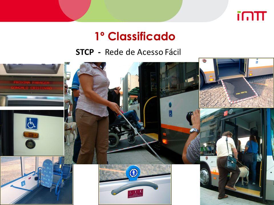 1º Classificado STCP - Rede de Acesso Fácil