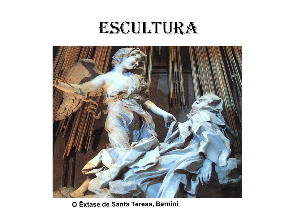 Escultura O Êxtase de Santa Teresa, Bernini