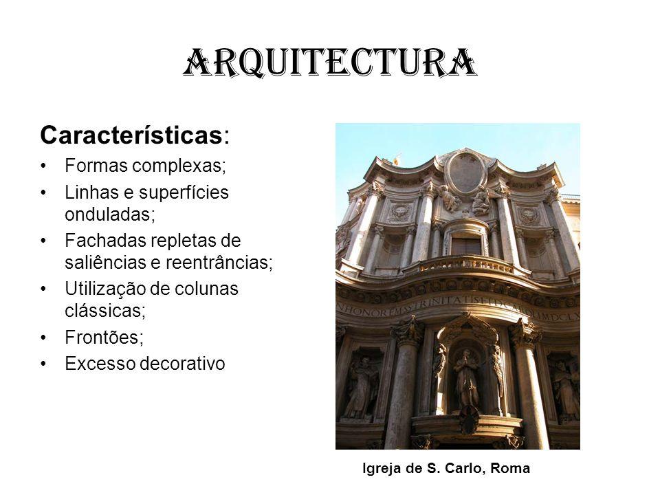 Arquitectura Catedral de Palermo, Itália Igreja de Santa Inês, Roma