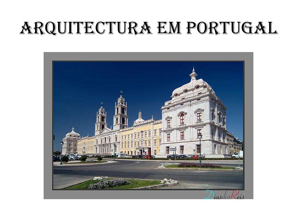 Arquitectura em Portugal