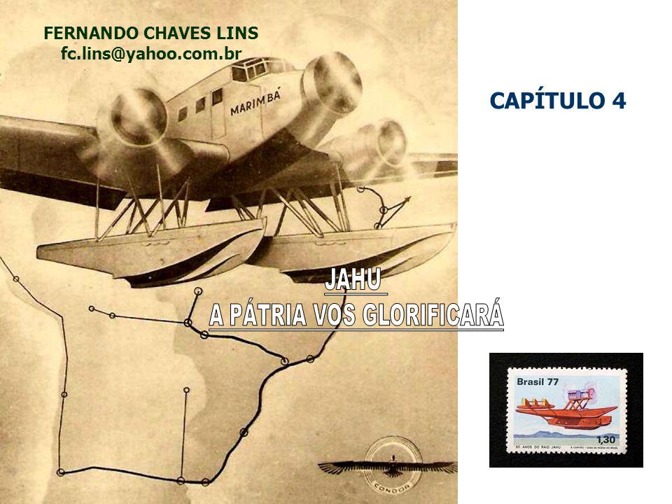 FERNANDO CHAVES LINS fc.lins@yahoo.com.br CAPÍTULO 4