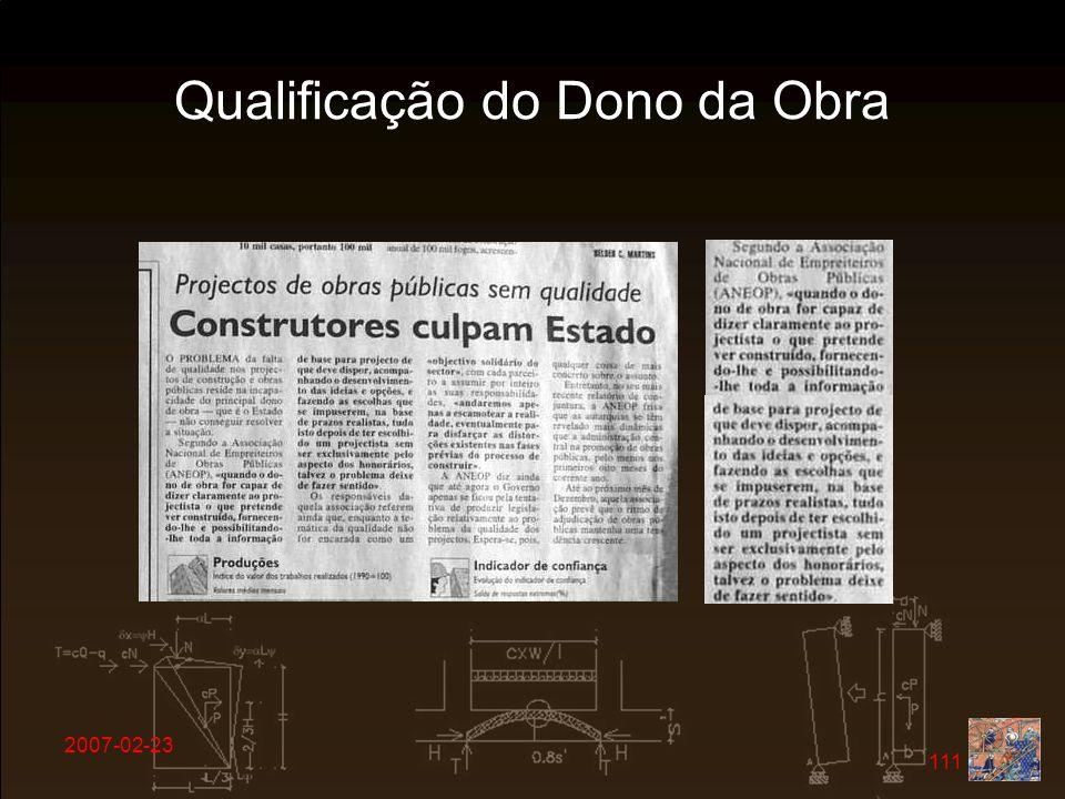 2007-02-23 111 Qualificação do Dono da Obra
