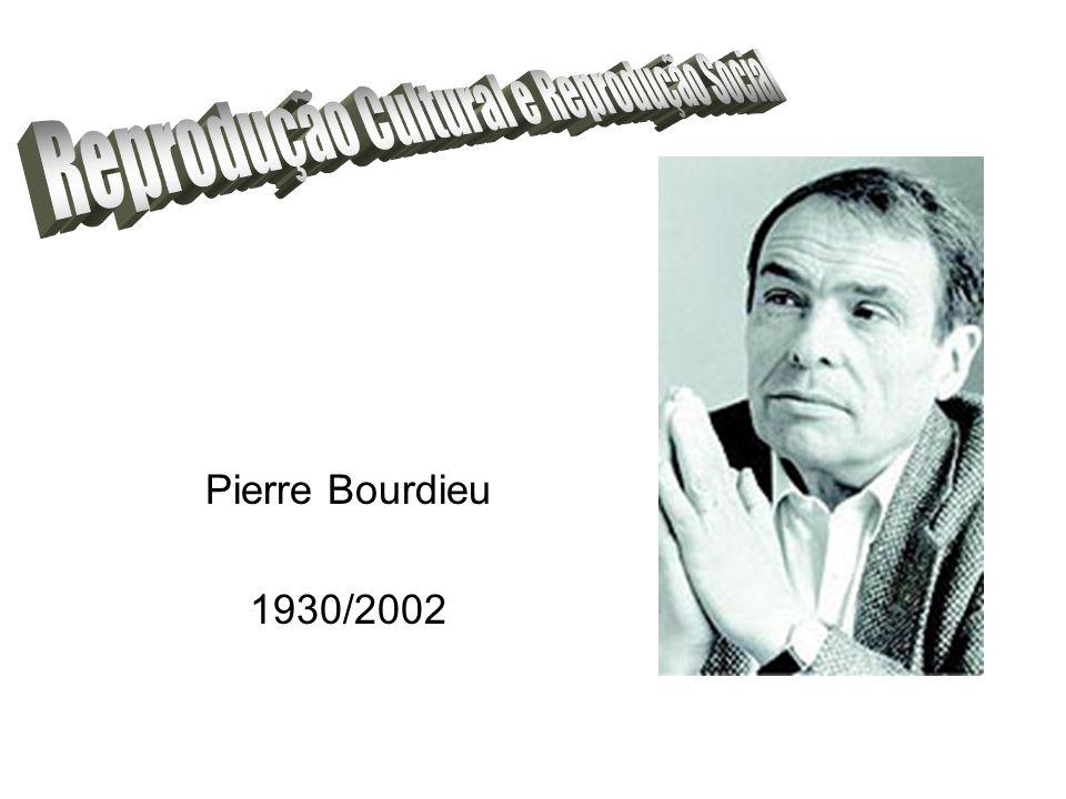 Pierre Bourdieu 1930/2002