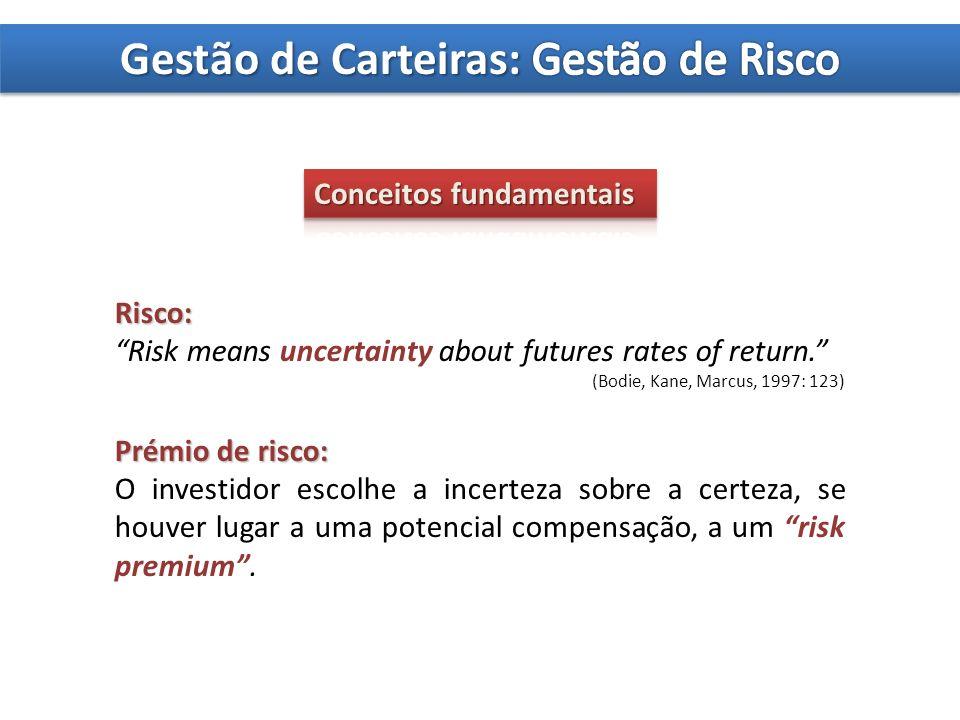 Objectivo: retirar volatilidade das carteiras e eliminar o factor psicológico que levava à venda dos activos.