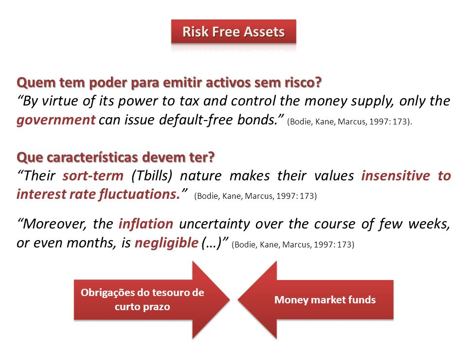 Hedging – cobertura de risco Investing in a asset with a payoff pattern that offsets you exposure to a particular source of risk is called hedging.