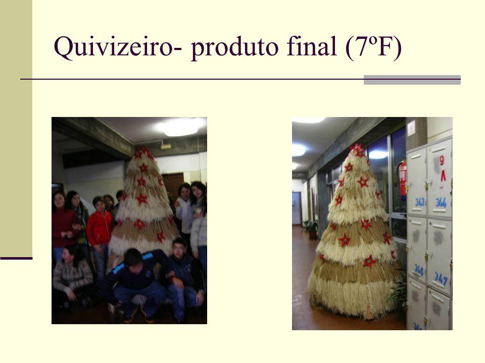 Quivizeiro- produto final (7ºF)