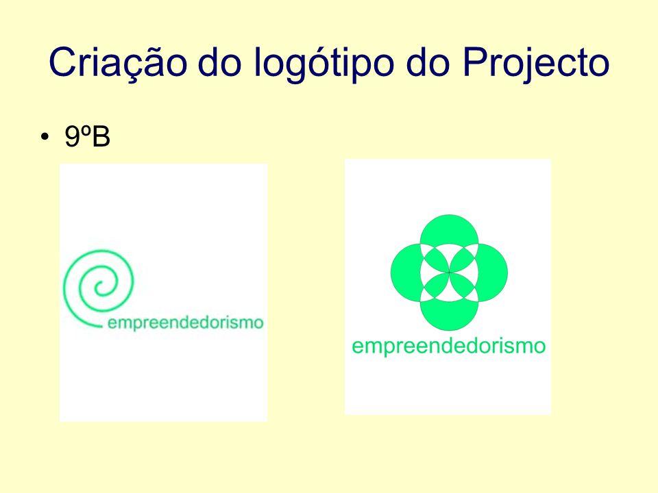 Criação do logótipo do Projecto 9ºB
