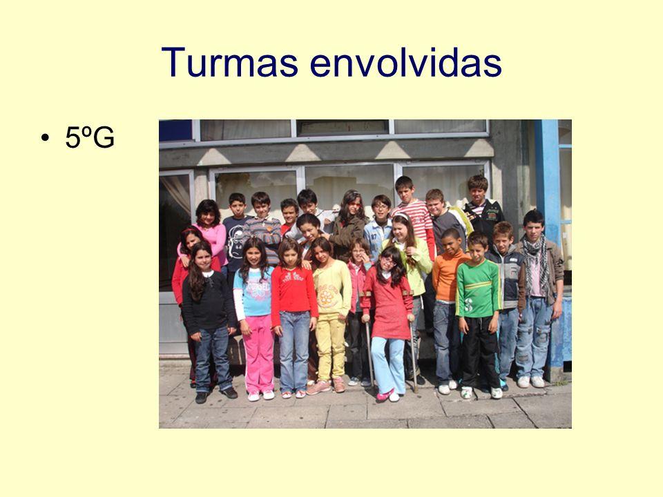 Apresentação Global do Projecto Colóquio «Viver o Verde» -Powerpoint projectado durante o colóquio; -Cartaz do Projecto;