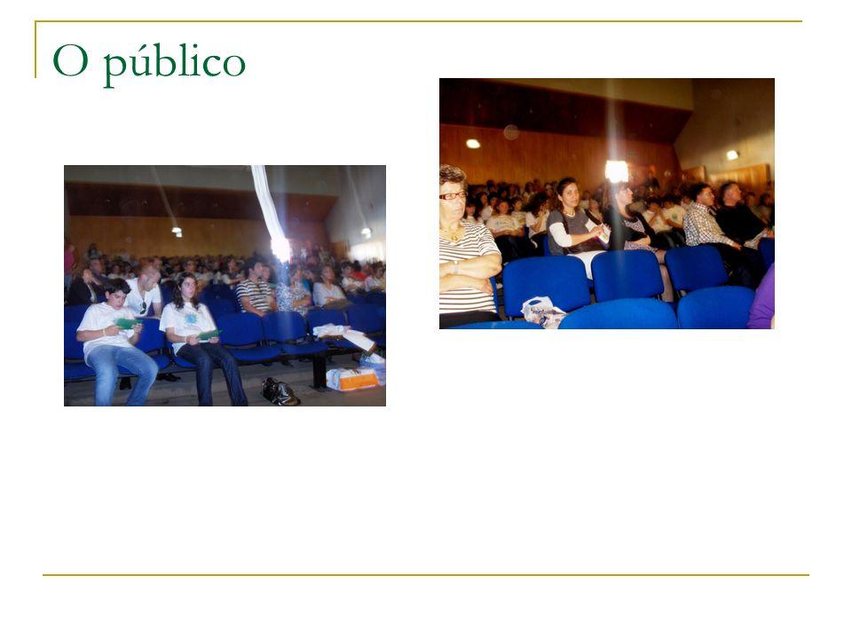 O público