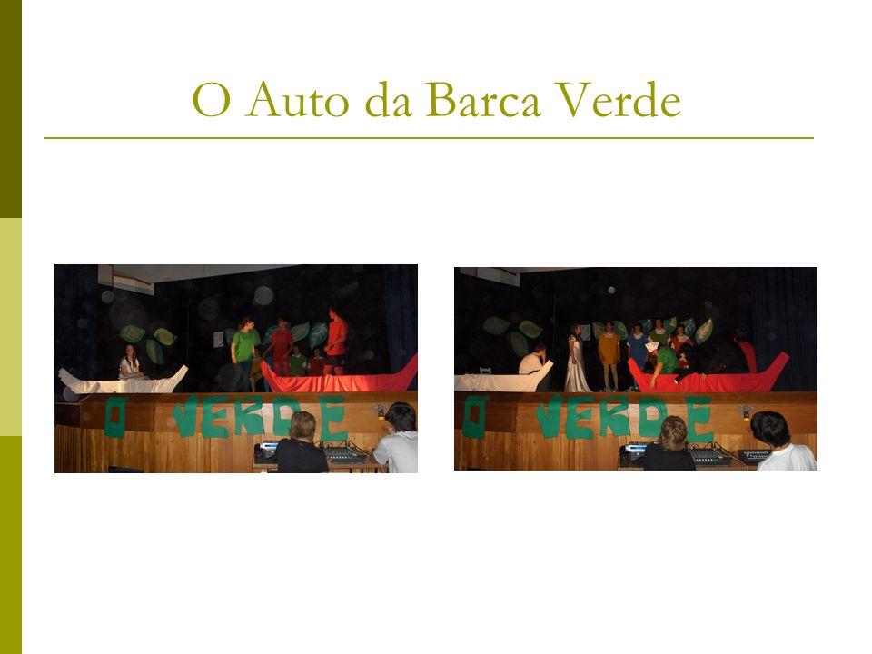 O Auto da Barca Verde