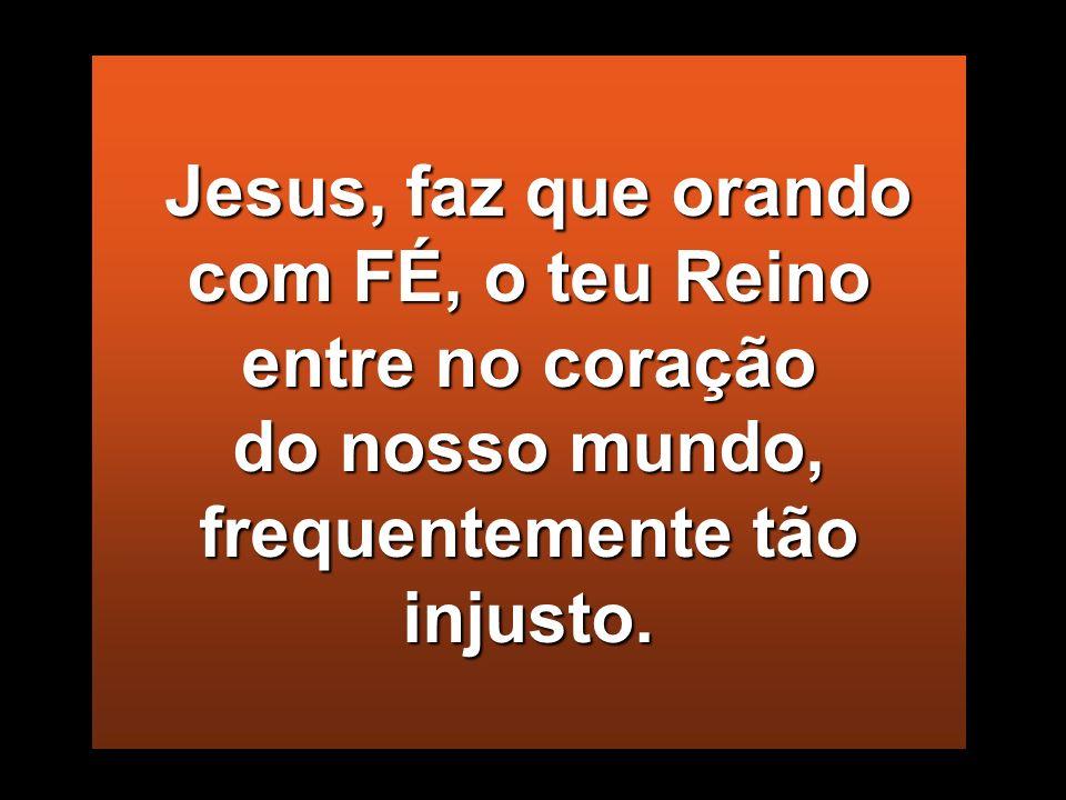 O Juízo já se realizou Temos FÉ na Cruz de Jesus