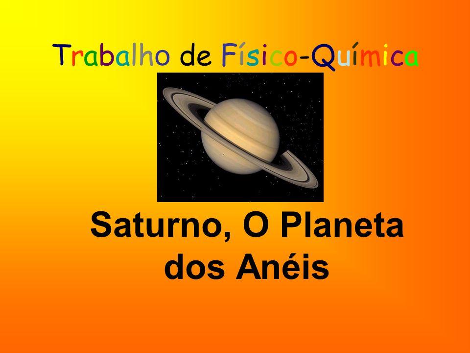 O que é Saturno.
