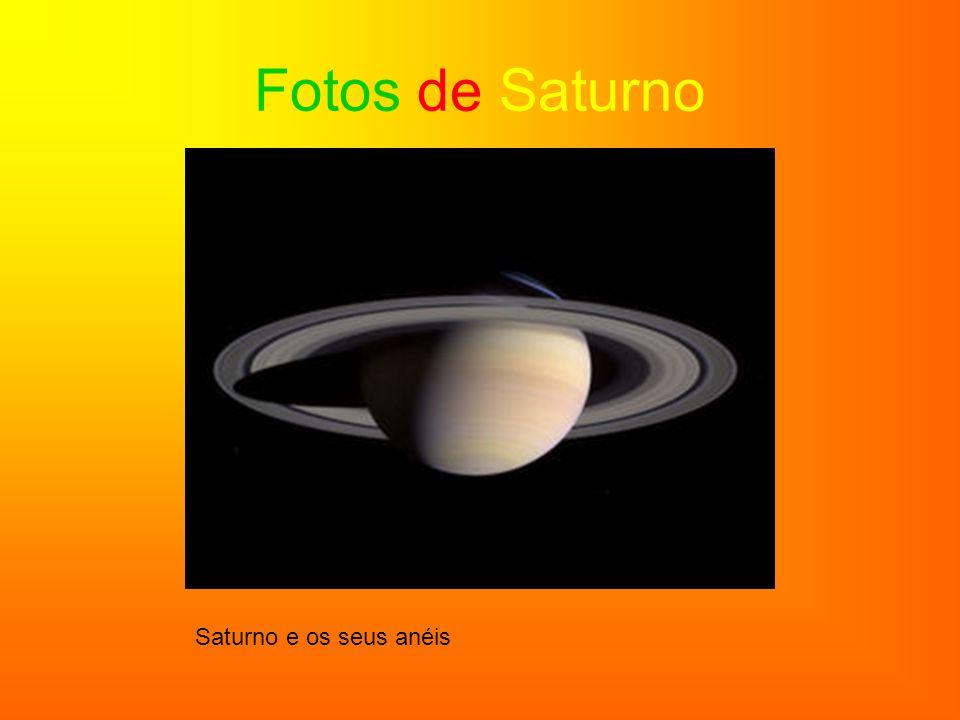 Saturno e umanave a dirigir-se para ele