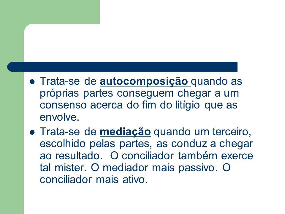 Nacional: Lei 9307/96 Cláusula compromissória – instituição obrigatória do juízo arbitral – art.