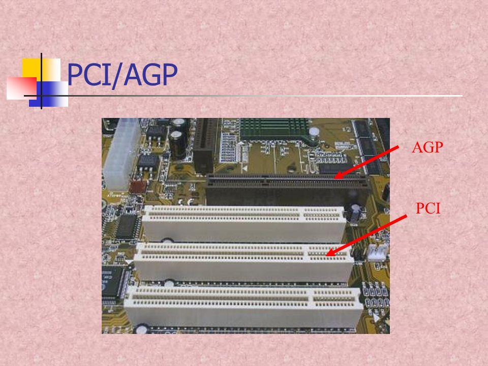 PCI/AGP PCI AGP