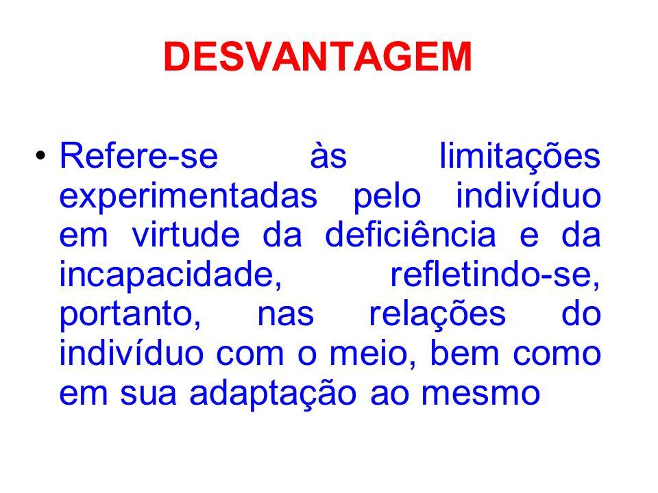 POLÍTICA NACIONAL para a INTEGRAÇÃO DA PESSOA PORTADORA DE DEFICIÊNCIA LEI Nº 7853 DE 24 DE OUTUBRO DE 1989 REGULAMENTADA PELO DECRETO Nº 3298 DE 20 DE DEZEMBRO DE 1999