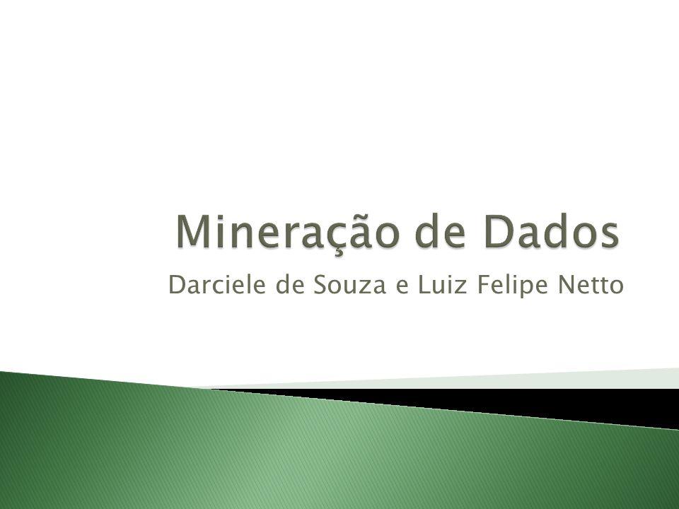 Darciele de Souza e Luiz Felipe Netto