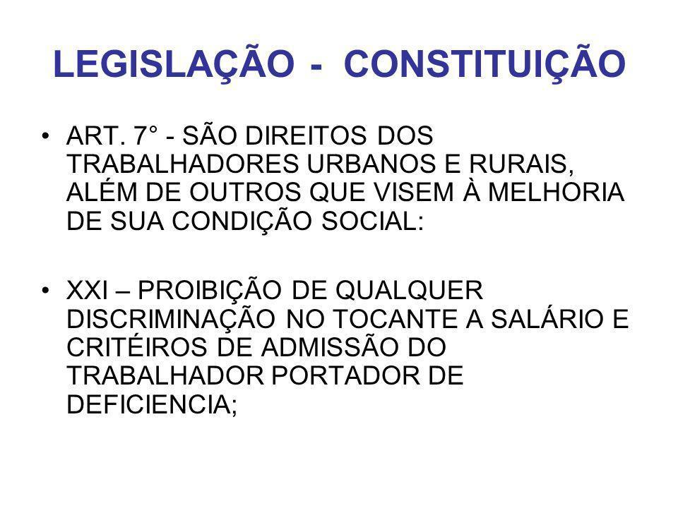 LEGISLAÇÃO - CONSTITUIÇÃO ART.37 -...