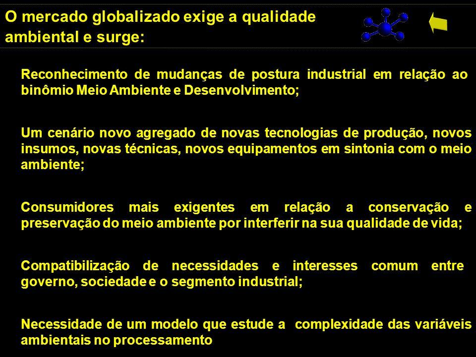 Resíduo s Produto Acessórios Criação Transporte Indústria Mecanismo s industriais Pessoal Água utilizada Ambiente JUSTIFICATIVA