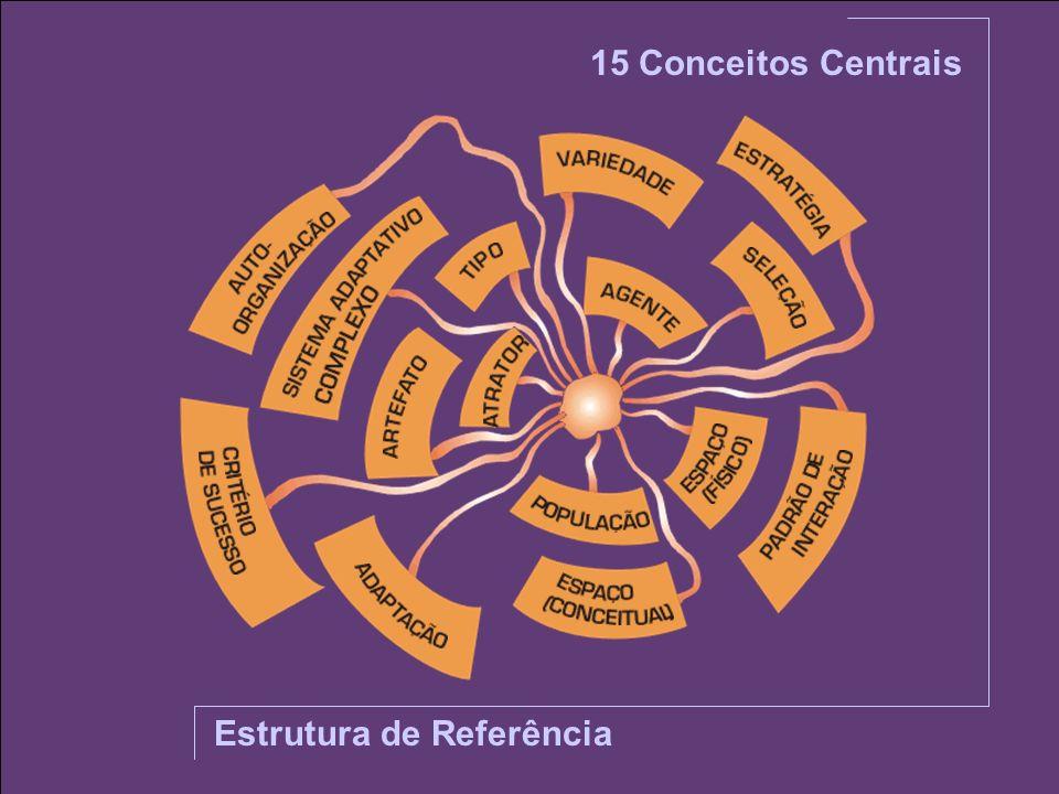 Estrutura de Referência 15 Conceitos Centrais