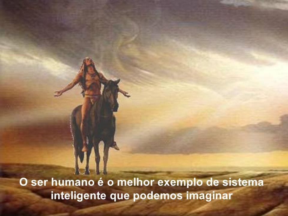 O ser humano é o melhor exemplo de sistema inteligente que podemos imaginar