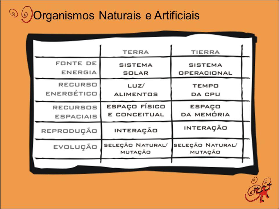 Organismos Naturais e Artificiais