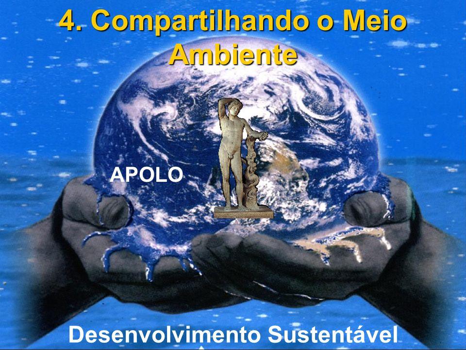 Educação Ambiental 3.2. Qualidade de Vida 3.3. A manipulação da Natureza pelo Homem 3.4. A Biodiversidade frente a sua valorização (Lèveque/Boff) 3.5.