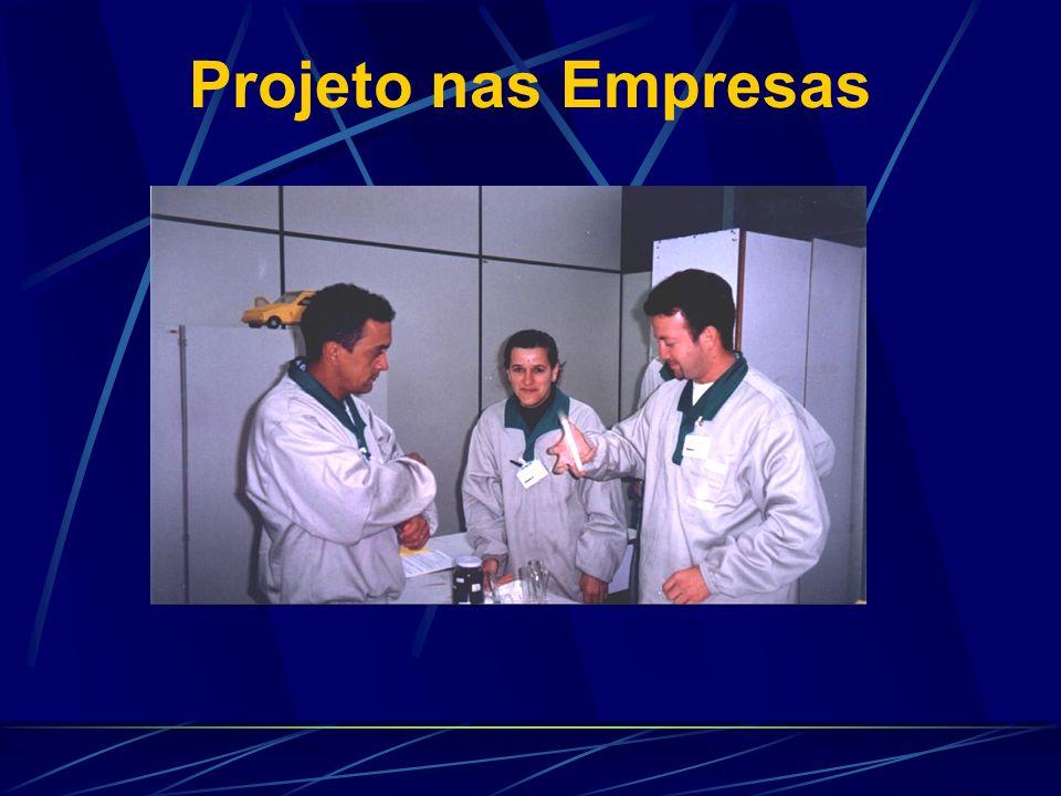 Projeto nas Empresas