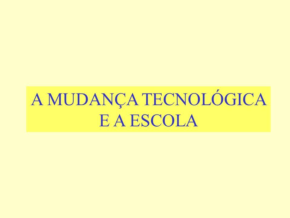 Potencialidades para a renovação da paisagem educativa 1.A promoção de um sistema aberto de saberes.