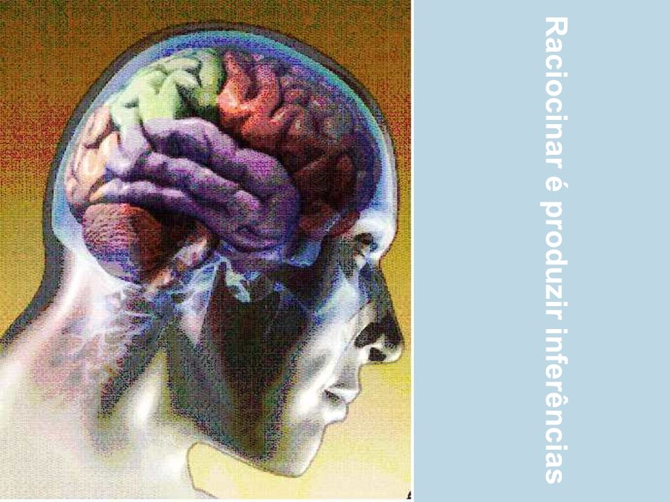 Inferências para compreender Processos de abstração Processos de particularização