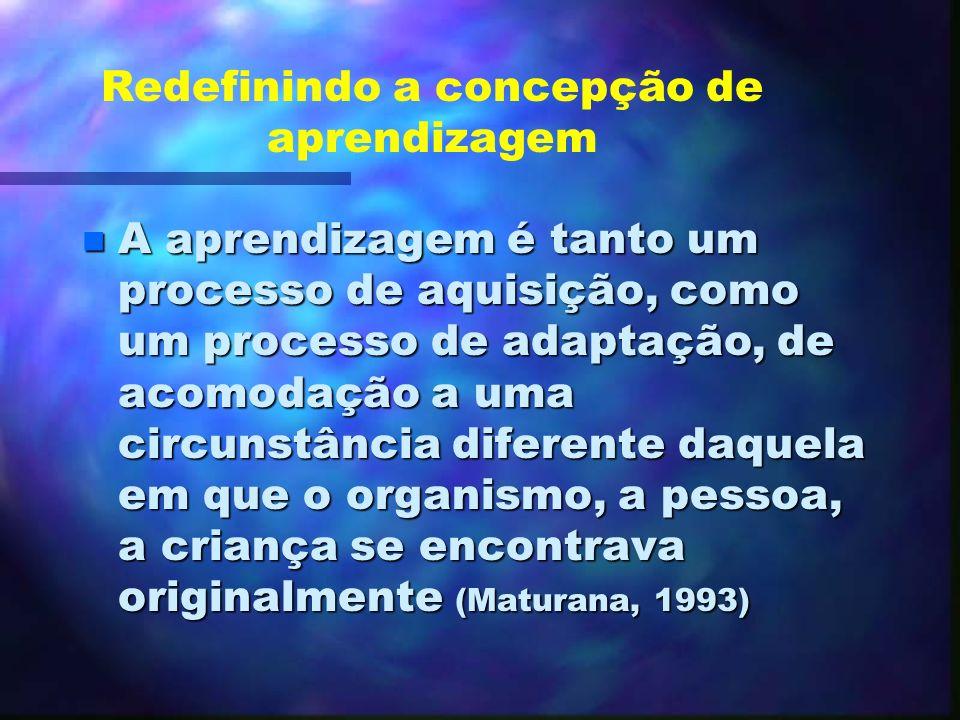 n Autonomia individual e coletiva como resultante do processo de aprendizagem desenvolvido ao longo das experiências de aprendizagem vivenciadas e cap