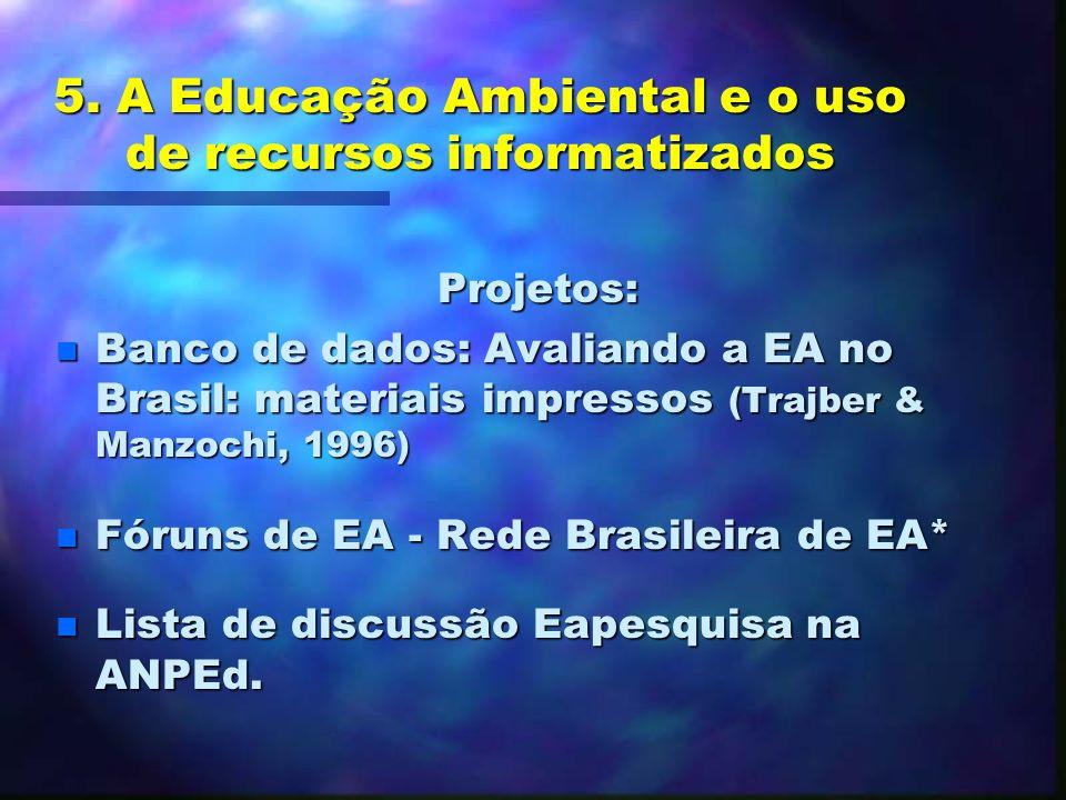 Projetos no Brasil com base teórica na aprendizagem cooperativa n Projeto Amora (Magdalena & Messa, 1998) n Projeto Teclec (Costa, Fagundes & Nevado,