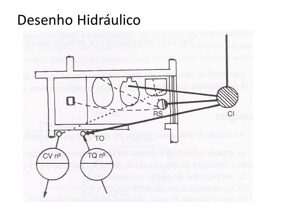 Desenho Hidráulico