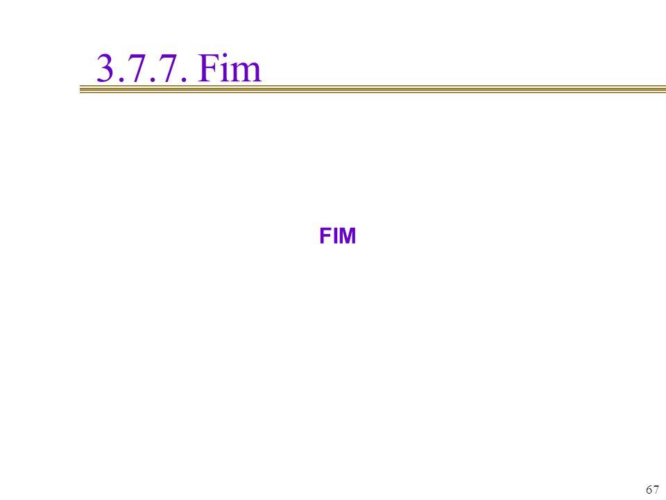3.7.7. Fim 67 FIM