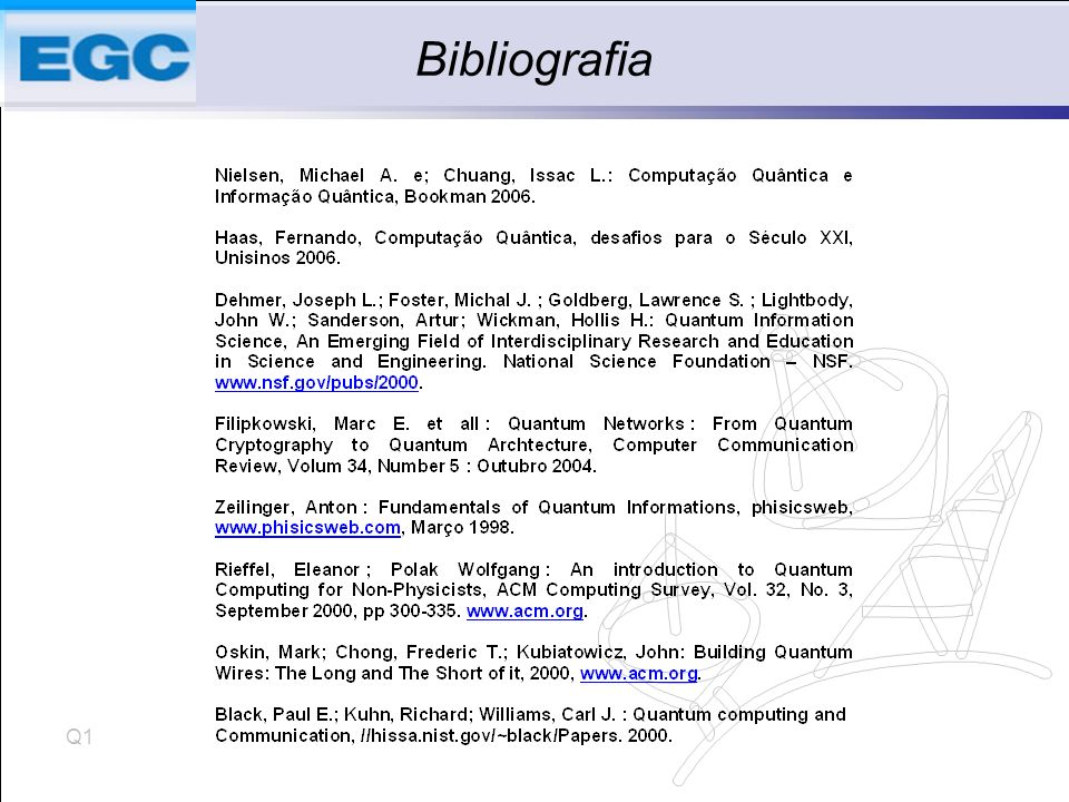 Q1 Bibliografia